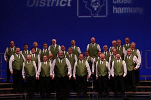 """Christmas Special:  """"Sounds of Harmony"""" Barbershop Group Christmas Carols Extravaganza Sat. Dec. 15 at 7pm! @ Case-Halstead Public Library"""