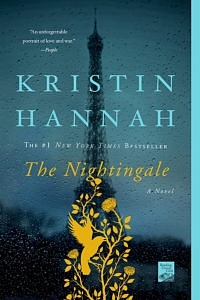 """Carlyle Book Club:  """"The Nightingale"""" by Kristin Hannah:  Meet on Wed. Feb. 20 at 7pm! @ Case-Halstead Public Library"""